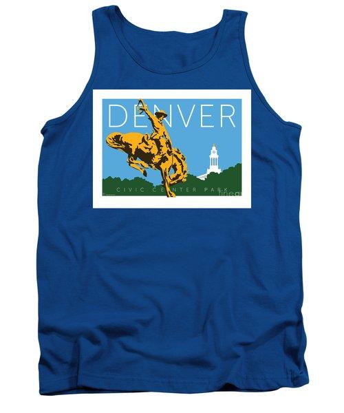 Denver Civic Center Park Tank Top