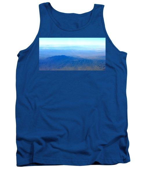 Desert Blues Tank Top