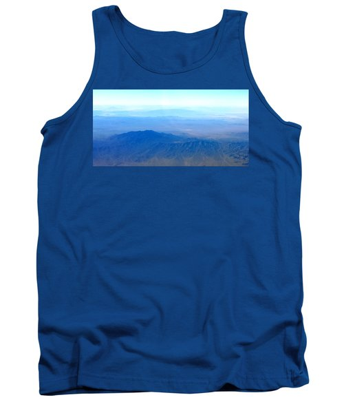 Desert Blues Tank Top