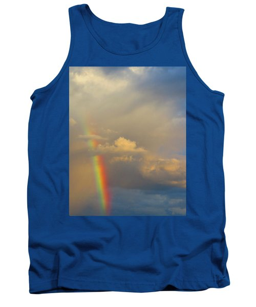 Desert Rainbow Tank Top