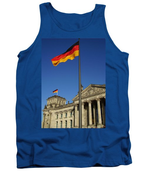 Deutscher Bundestag Tank Top