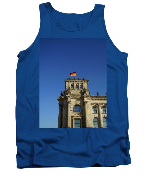 Deutscher Bundestag II Tank Top