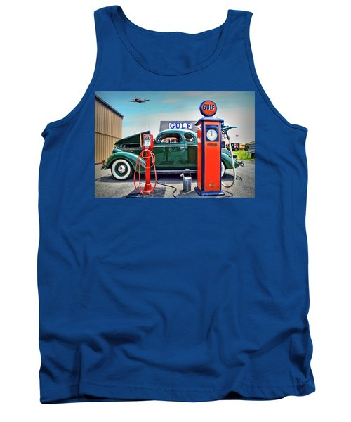 Ding Ding For Service Tank Top