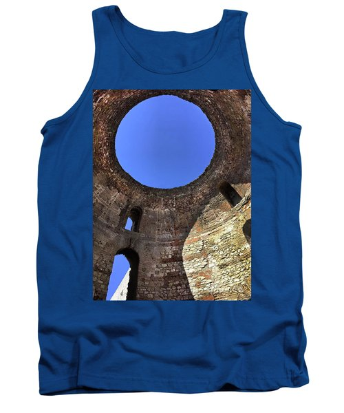 Diocletian Palace In Split, Croatia  Tank Top