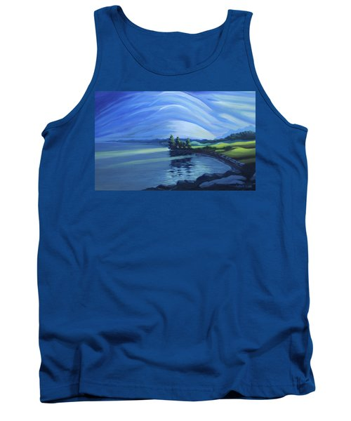 Distant Thunder Tank Top