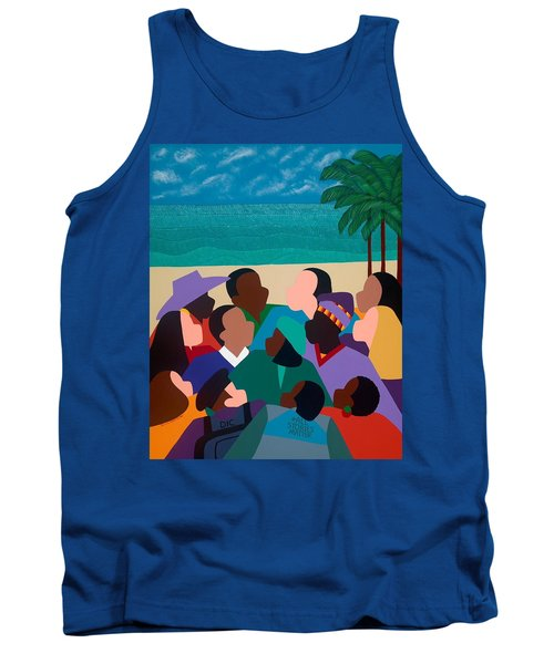 Diversity In Cannes Tank Top