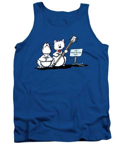 Doggy Bottom Boys Tank Top