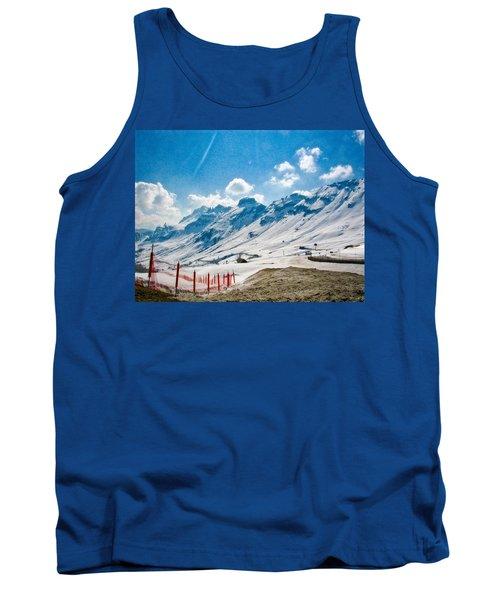 Dolomites 3 Tank Top