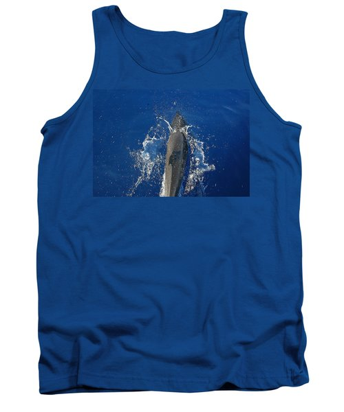 Dolphin Tank Top by J R Seymour