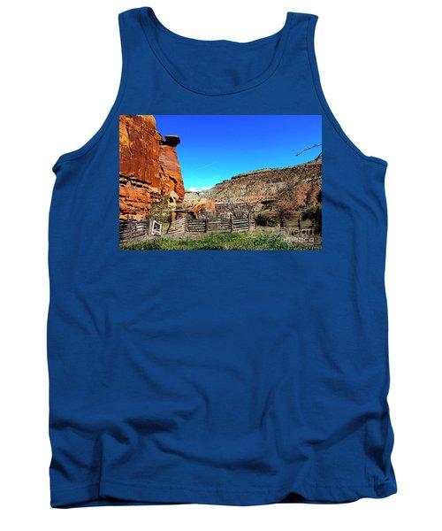 Dominguez Escalante Canyon Colorado II Tank Top