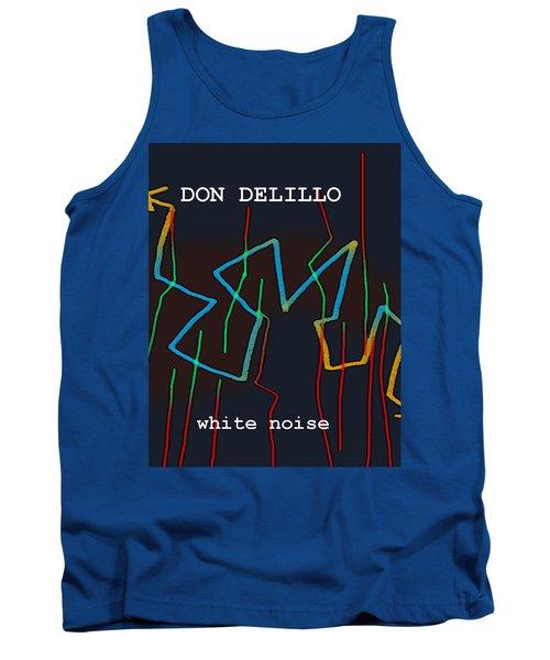 Don Delillo Poster  Tank Top