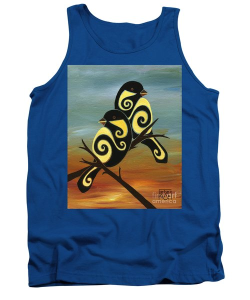 Don't Keep Your Music Inside II Tank Top