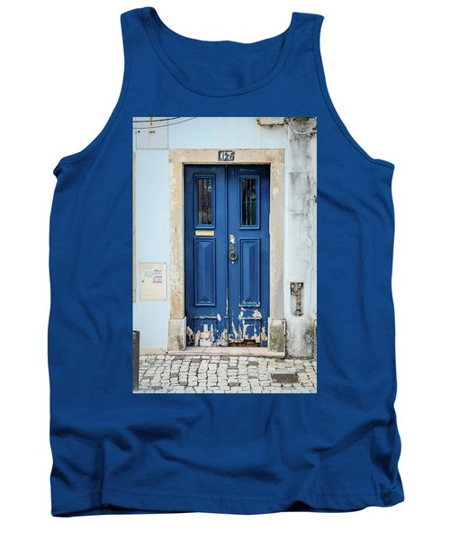Door No 67 Tank Top