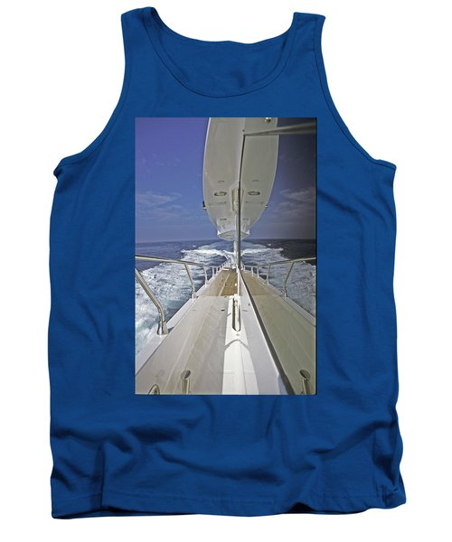Double Image Tank Top