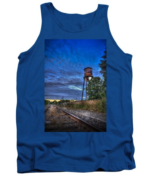Down By The Tracks Tank Top