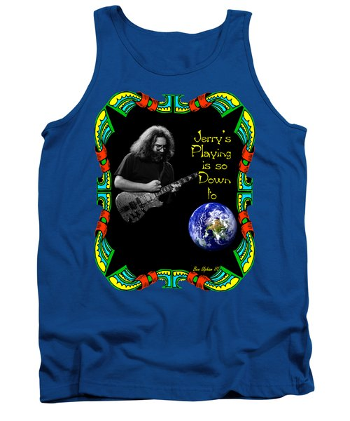 Down To Earth #1 Tank Top