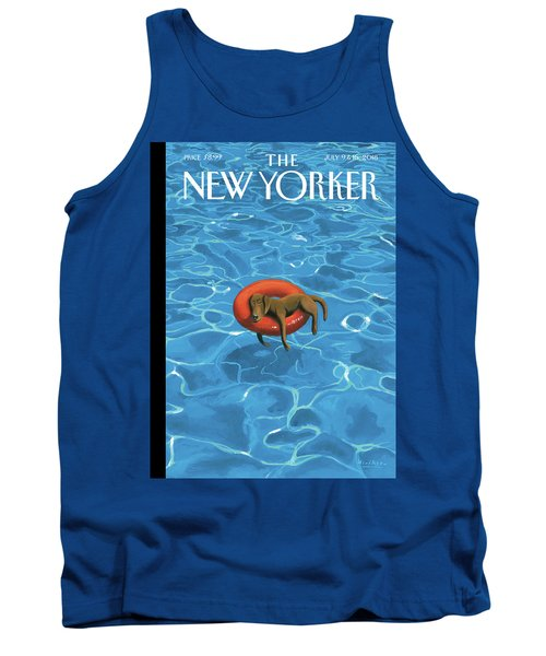 Downtime Tank Top