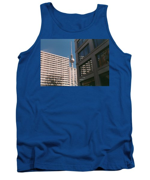Downtown Berlin Tank Top