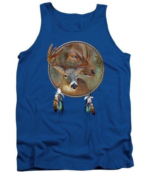 Dream Catcher - Spirit Of The Deer Tank Top
