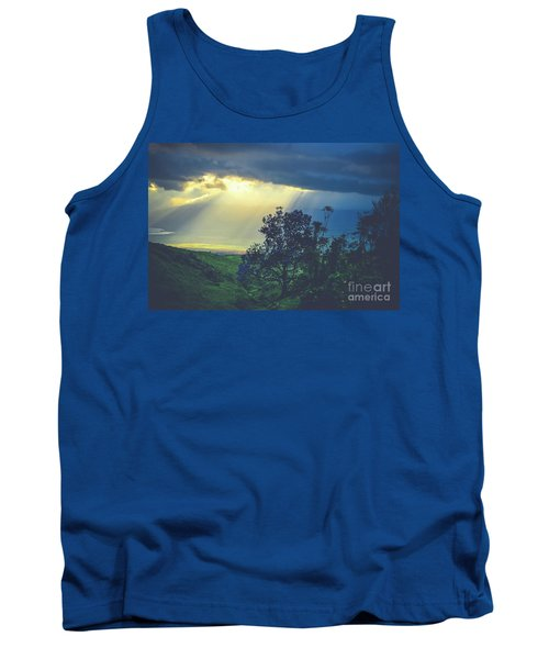 Tank Top featuring the photograph Dream Of Mortal Bliss by Sharon Mau