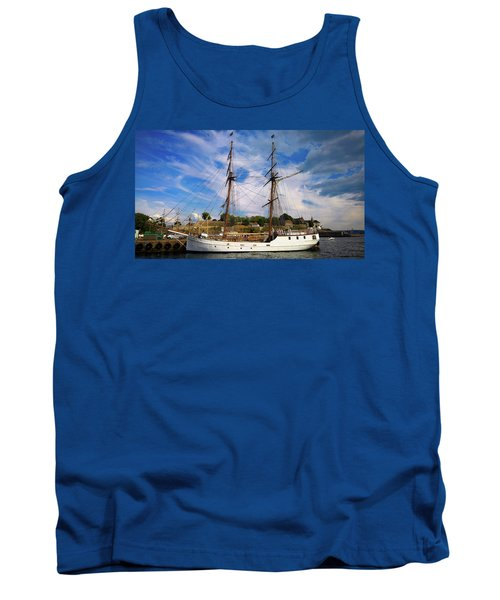 Dream On The Fjord Tank Top