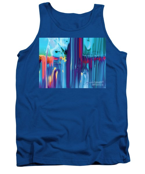 Drenched Tank Top