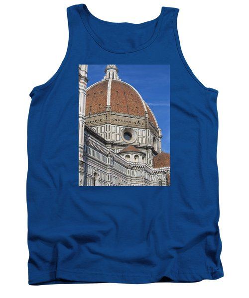 Duomo Cathedral Florence Italy  Tank Top by Lisa Boyd