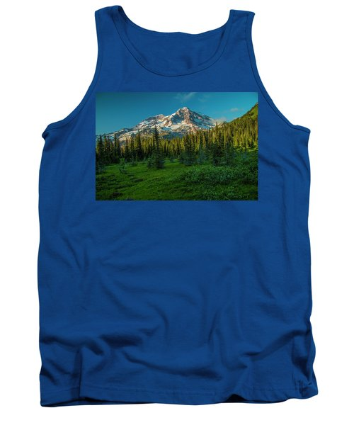 Dusk At Indian Henry Campground Tank Top