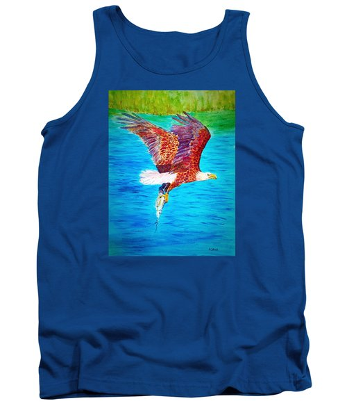 Eagle's Lunch Tank Top