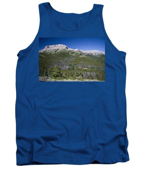 Ear Mountain, Montana Tank Top