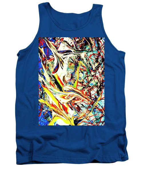 Earth Quaked Tank Top by Elf Evans