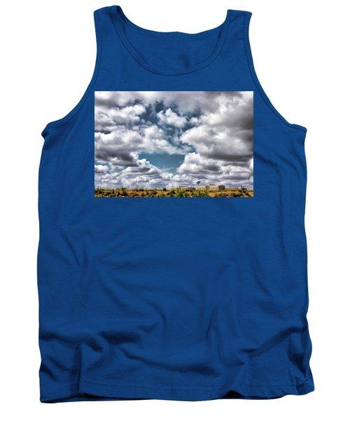 Earthbound - Live Oak Texas Tank Top