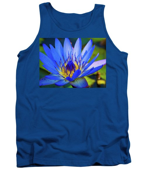 Electric Lily Tank Top