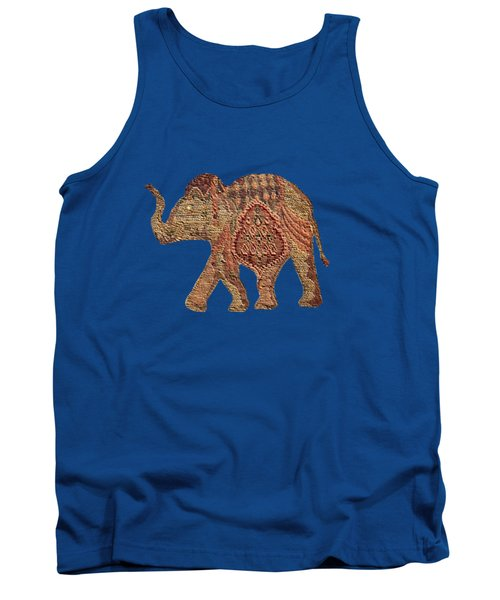 Elephant Baby Tank Top