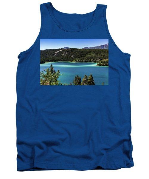 Emerald Lake 2 Tank Top