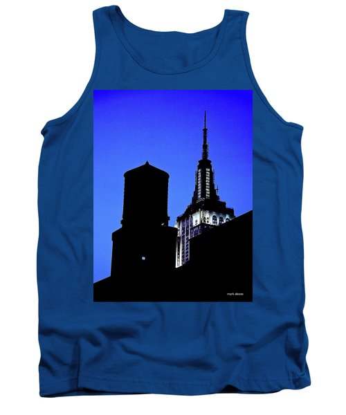 Empire State Building Tank Top