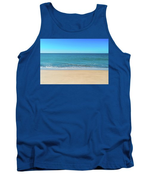 Empty Beach Tank Top