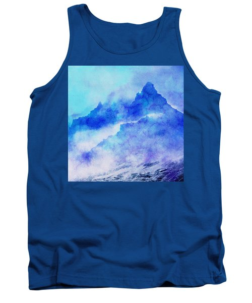 Enchanted Scenery #4 Tank Top