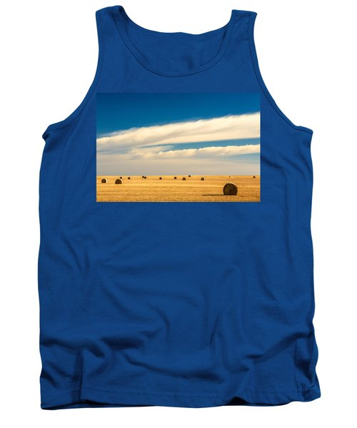 End Of Autumn Tank Top