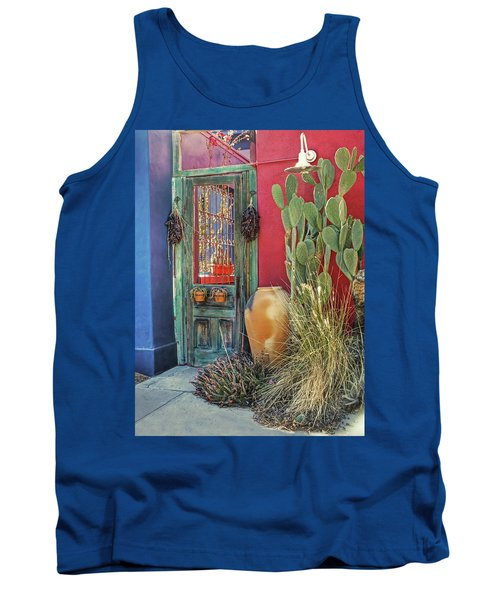 Enter - You Are Always Welcome Tank Top