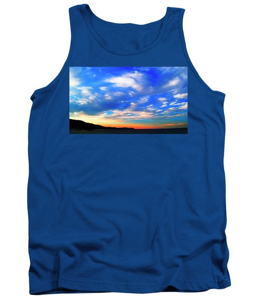 Estuary Skyscape Tank Top