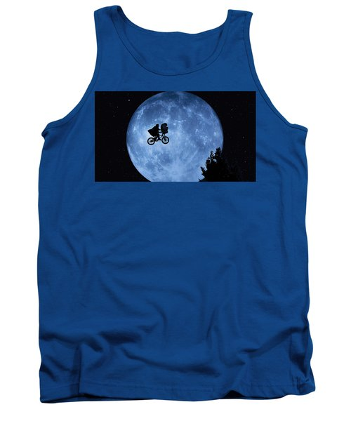 E.t. The Extra-terrestrial Tank Top