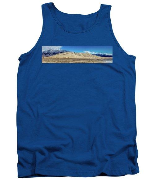 Eureka Dunes - Death Valley Tank Top
