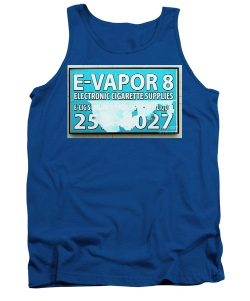 Tank Top featuring the photograph Evaporation Happens by Joe Jake Pratt