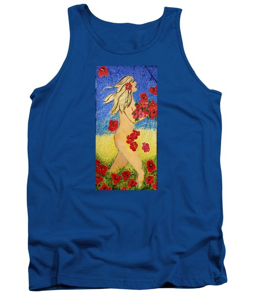 Eve Before The Fall Tank Top