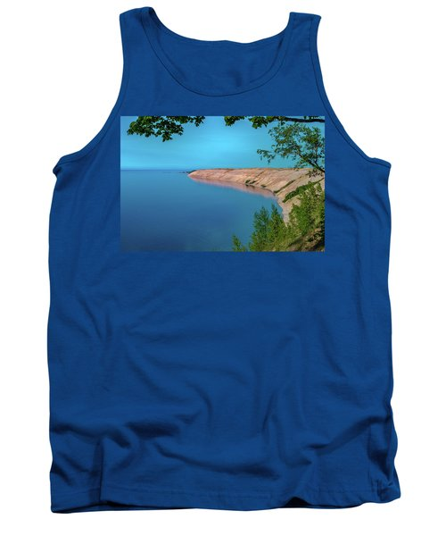 Eveing Light On Grand Sable Banks Tank Top