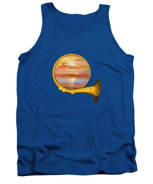 Eventide By V.kelly Tank Top