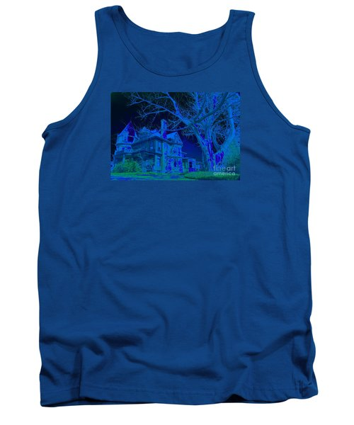 Every Town Has One Tank Top by Jesse Ciazza