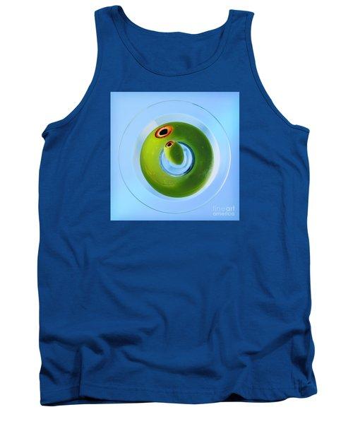 Olive Eye Tank Top