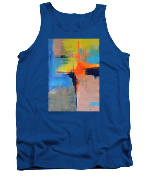 Excitement Tank Top by Becky Chappell